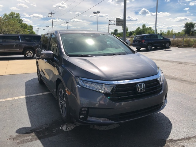 New 2021 Honda Odyssey EX-L Lease Special